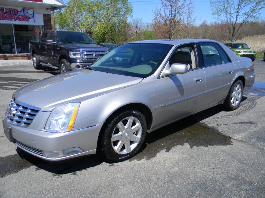 2006 Cadillac DTS 4dr Sdn w/1SB, available for sale in Southborough, Massachusetts | M&M Vehicles Inc dba Central Motors. Southborough, Massachusetts