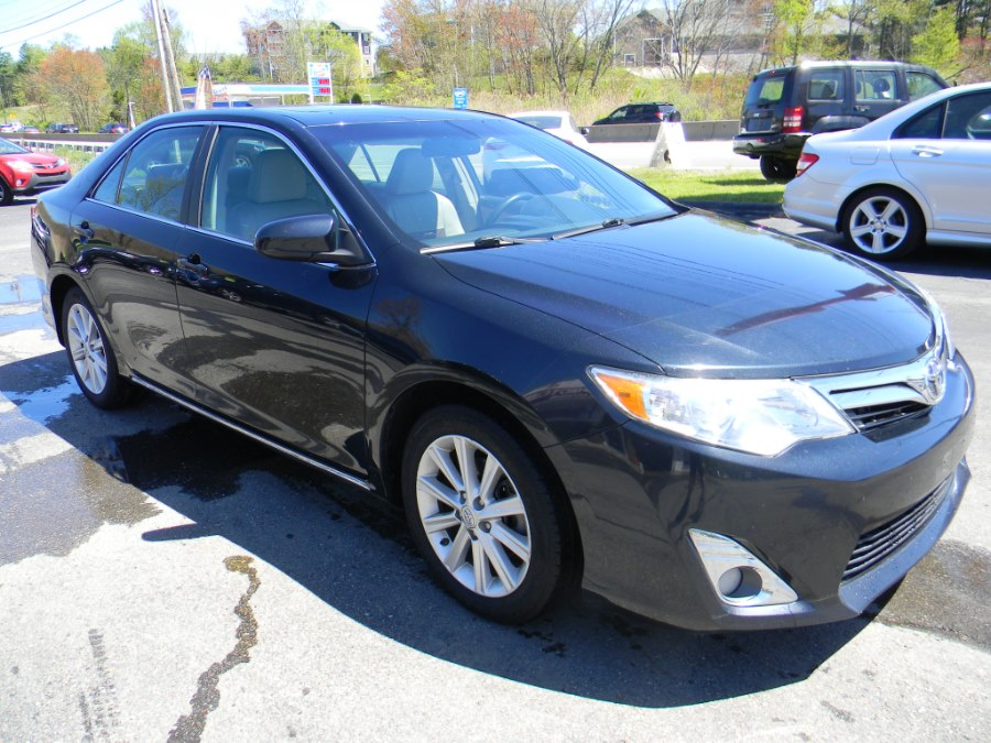 2012 Toyota Camry 4dr Sdn V6 Auto XLE (Natl), available for sale in Southborough, Massachusetts | M&M Vehicles Inc dba Central Motors. Southborough, Massachusetts