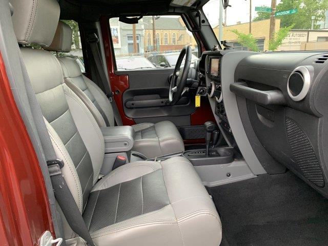 2008 Jeep Wrangler Unlimited Sahara, available for sale in Cincinnati, Ohio | Luxury Motor Car Company. Cincinnati, Ohio