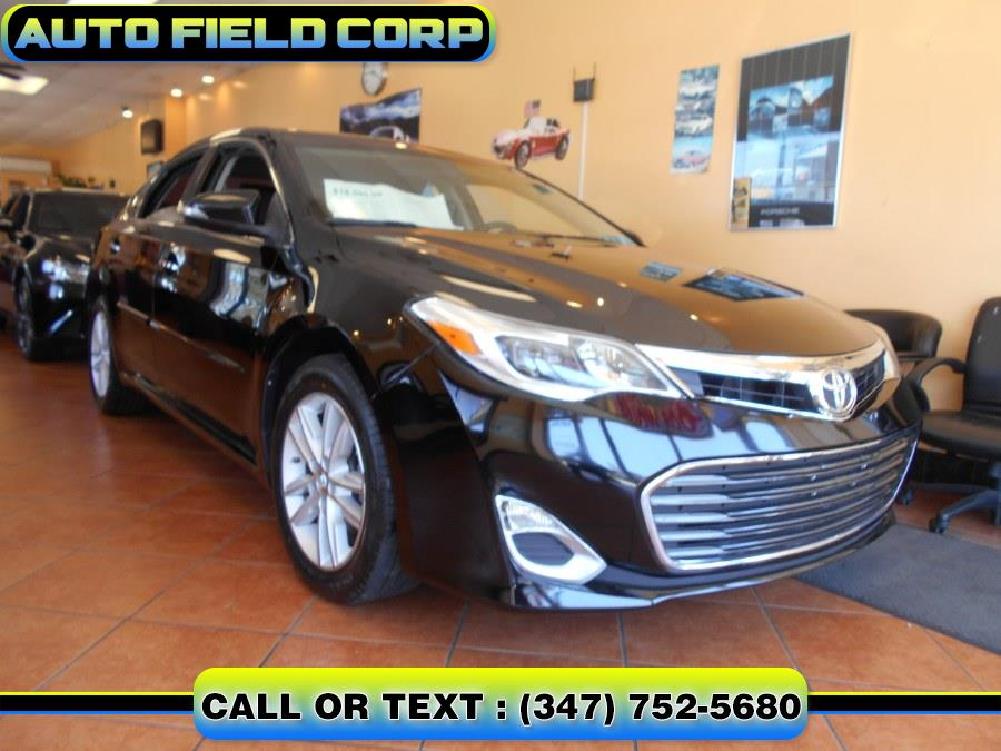 2015 Toyota Avalon 4dr Sdn XLE (Natl), available for sale in Jamaica, New York | Auto Field Corp. Jamaica, New York