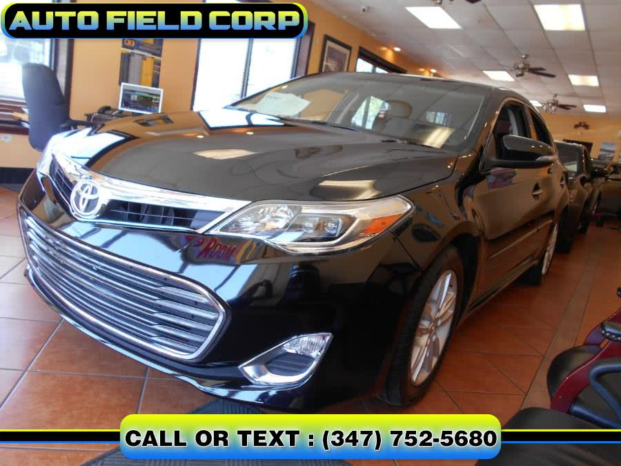 Used 2015 Toyota Avalon in Jamaica, New York | Auto Field Corp. Jamaica, New York