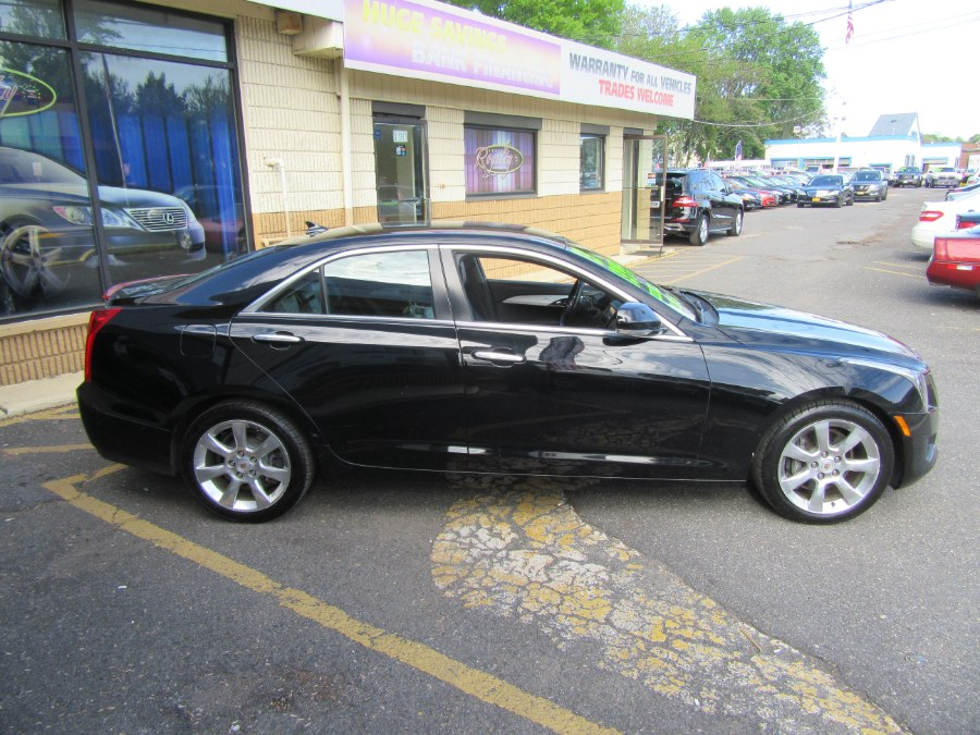 Used Cadillac ATS 4dr Sdn 2.0L Luxury RWD 2013 | Royalty Auto Sales. Little Ferry, New Jersey