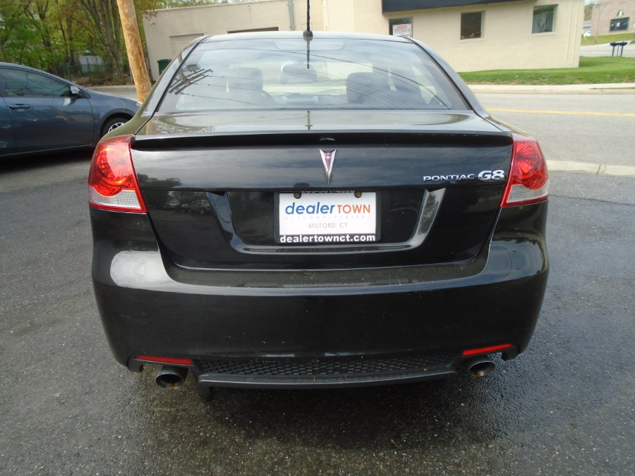 2009 Pontiac G8 4dr Sdn, available for sale in Milford, Connecticut | Dealertown Auto Wholesalers. Milford, Connecticut