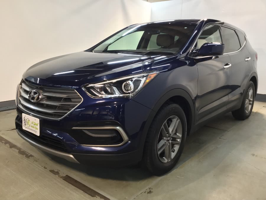 Used 2017 Hyundai Santa Fe Sport in Hillside, New Jersey | M Sport Motor Car. Hillside, New Jersey