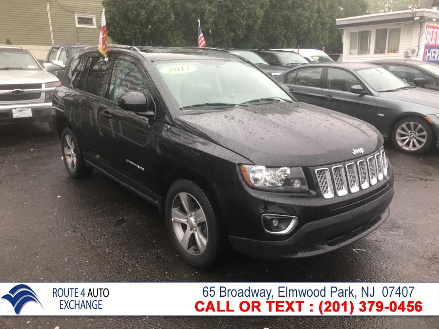 Used Jeep Compass Latitude FWD *Ltd Avail* 2017 | Route 4 Auto Exchange. Elmwood Park, New Jersey