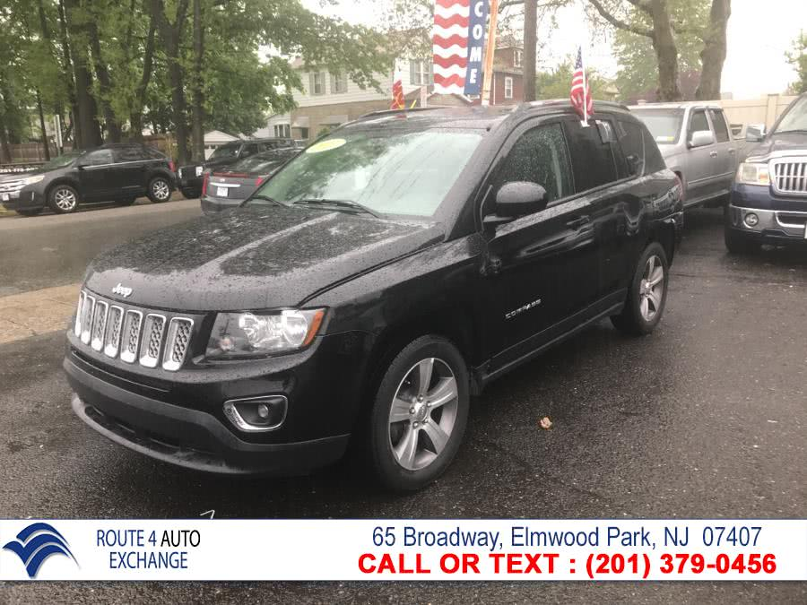 Used 2017 Jeep Compass in Elmwood Park, New Jersey | Route 4 Auto Exchange. Elmwood Park, New Jersey