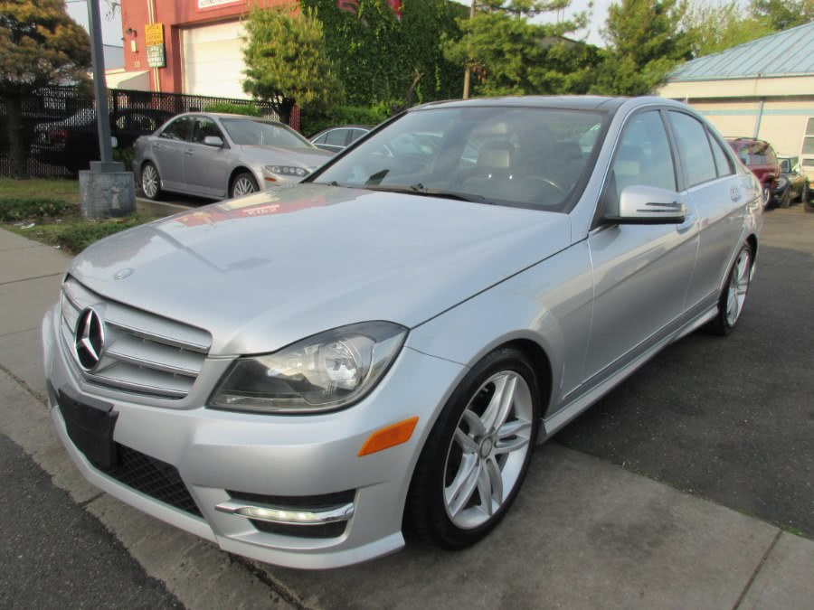 2012 Mercedes-Benz C-Class 4dr Sdn C300 Sport 4MATIC, available for sale in Lynbrook, New York | ACA Auto Sales. Lynbrook, New York
