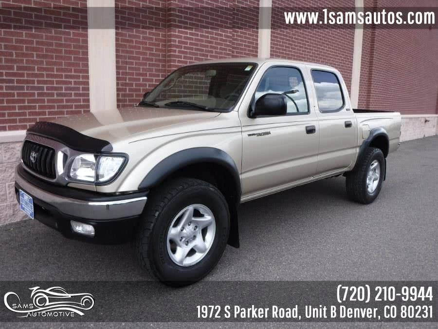 Used 2004 Toyota Tacoma in Denver, Colorado | Sam's Automotive. Denver, Colorado