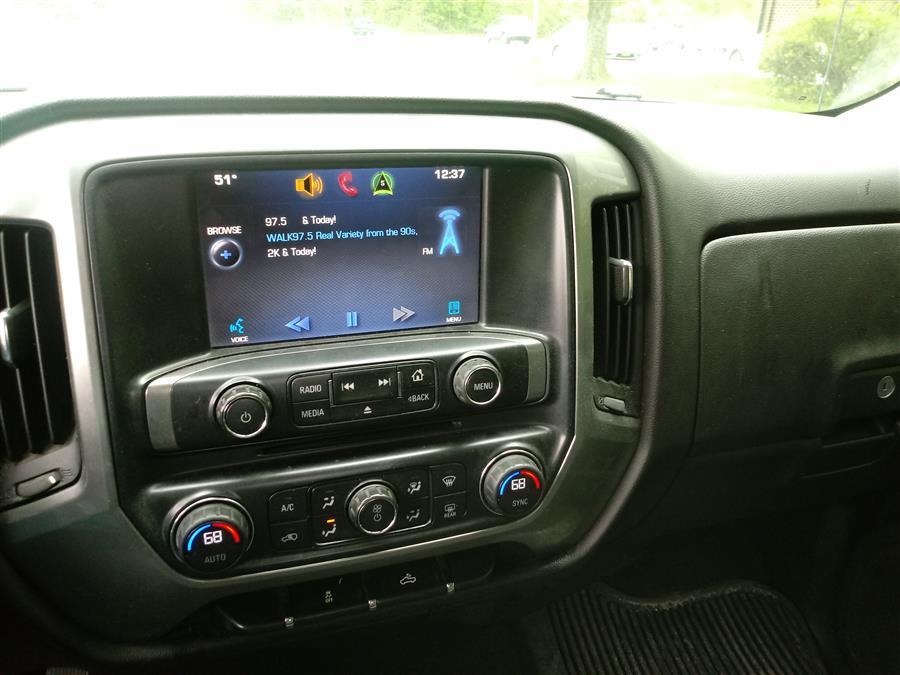2015 Chevrolet Silverado 2500HD 2WD Double Cab 144.2