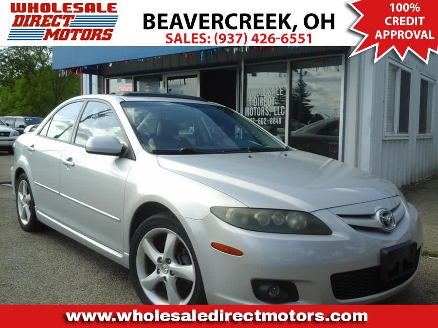 Used 2007 Mazda Mazda6 in Beavercreek, Ohio | Wholesale Direct Motors. Beavercreek, Ohio