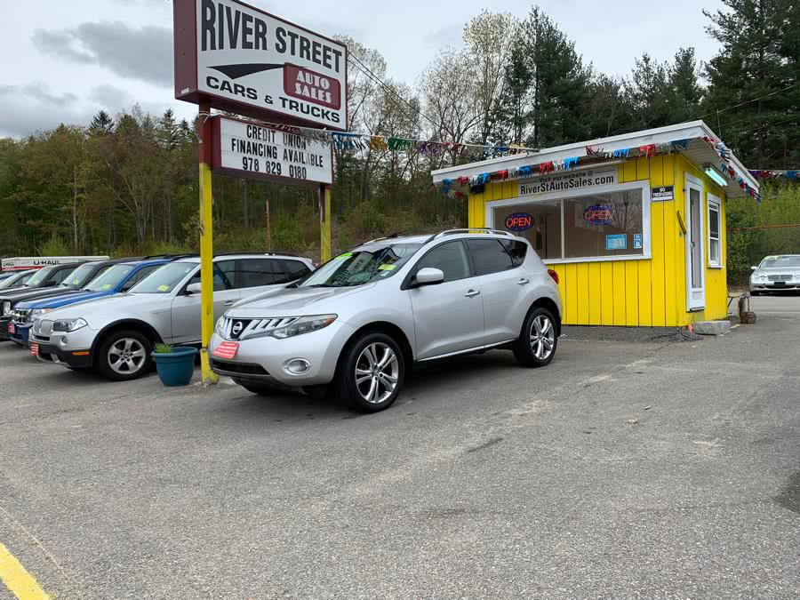 Used Nissan Murano AWD 4dr SL 2009 | River Street Auto Sales. Fitchburg, Massachusetts