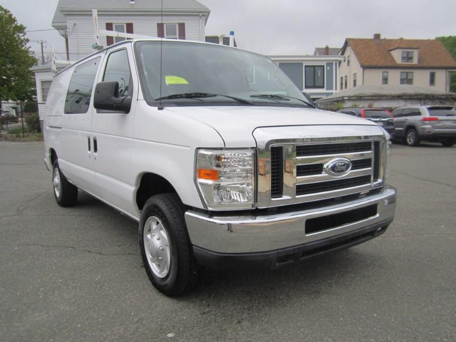 Used Ford Econoline Cargo Van E-150 Commercial 2008 | A-Tech. Medford, Massachusetts