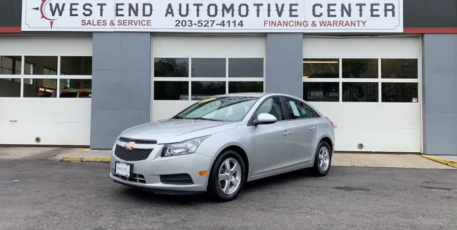 Used 2013 Chevrolet Cruze in Waterbury, Connecticut | West End Automotive Center. Waterbury, Connecticut