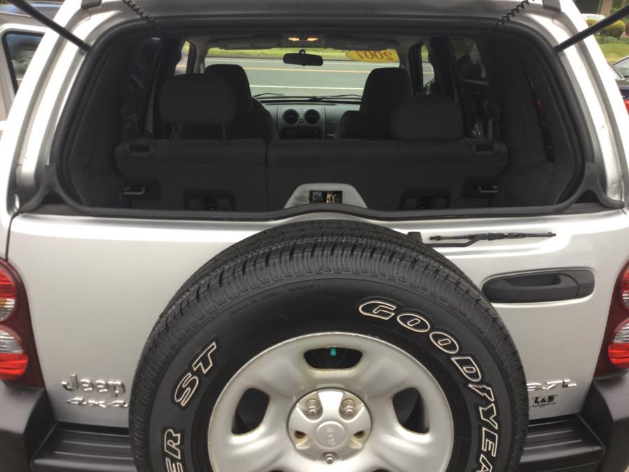 2007 Jeep Liberty 4WD 4dr Sport, available for sale in Plantsville, Connecticut | L&S Automotive LLC. Plantsville, Connecticut