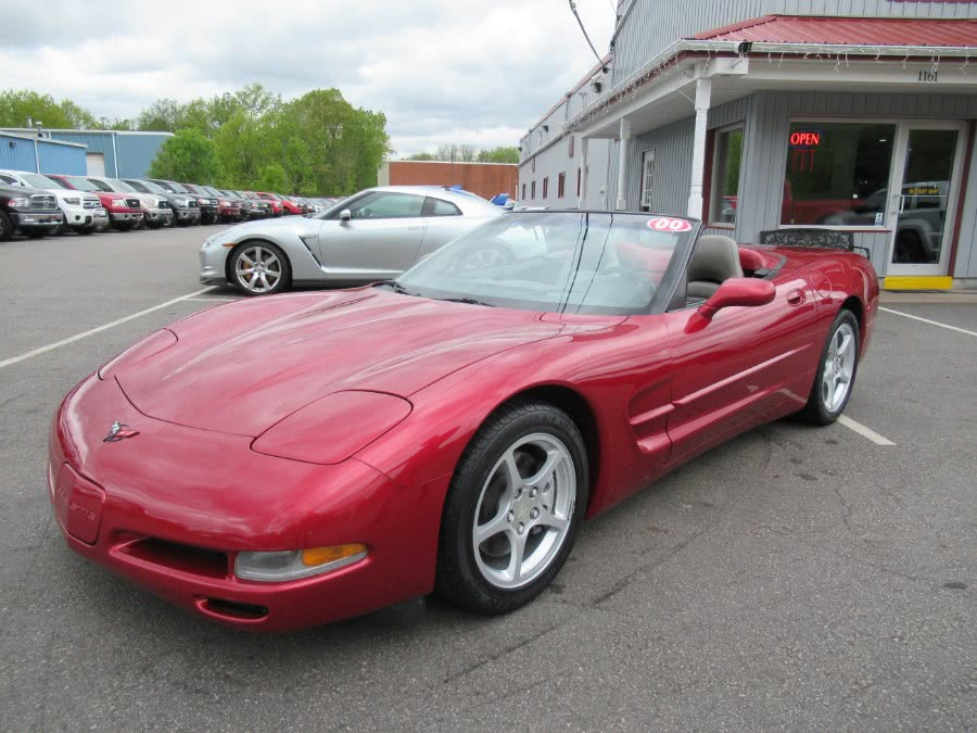 Used 2000 Chevrolet Corvette in South Windsor, Connecticut | Mike And Tony Auto Sales, Inc. South Windsor, Connecticut