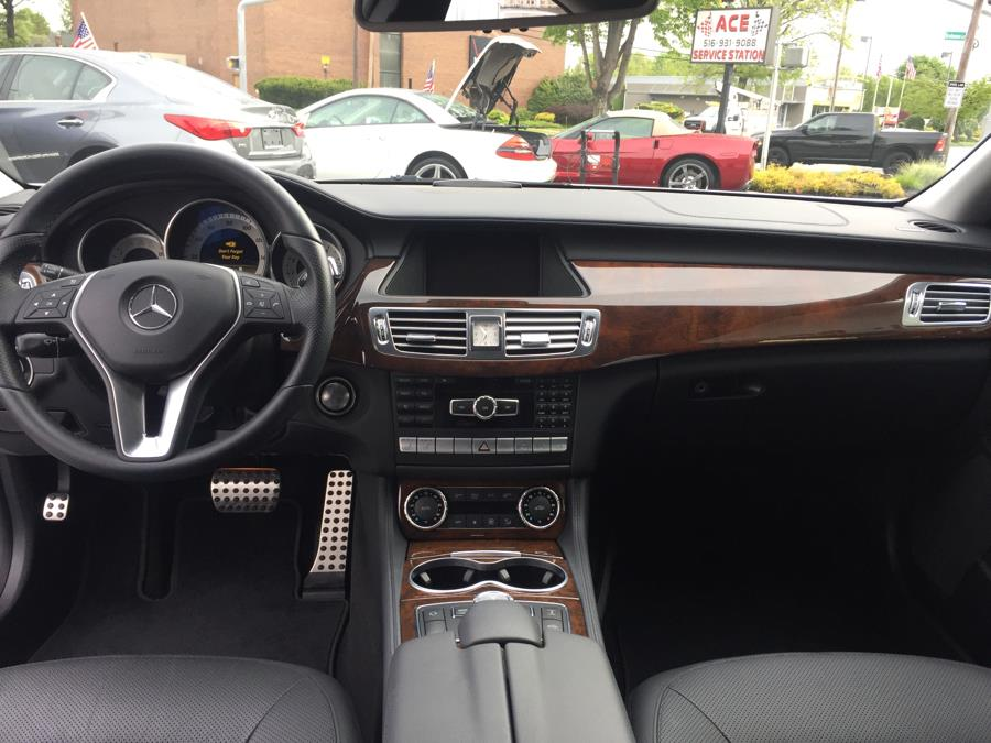 2012 Mercedes-Benz CLS-Class 4dr Sdn CLS550 4MATIC, available for sale in Plainview , New York | Ace Motor Sports Inc. Plainview , New York