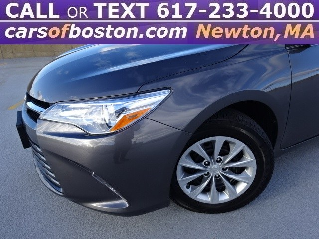 2016 Toyota Camry 4dr Sdn I4 Auto LE (Natl), available for sale in Newton, Massachusetts | Jacob Auto Sales. Newton, Massachusetts