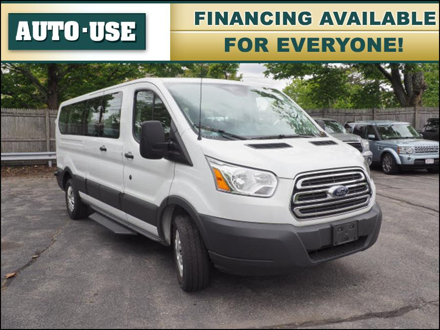 2017 Ford Transit Passenger 350 XLT, available for sale in Andover, Massachusetts | Autouse. Andover, Massachusetts