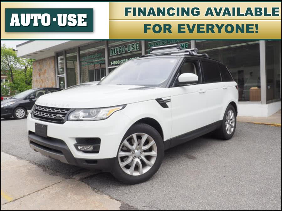 Used 2016 Land Rover Range Rover Sport in Andover, Massachusetts | Autouse. Andover, Massachusetts