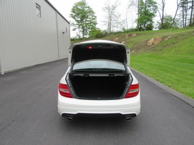 2012 Mercedes-Benz C-Class 4dr Sdn C 300 Sport 4MATIC, available for sale in Danbury, Connecticut | Performance Imports. Danbury, Connecticut