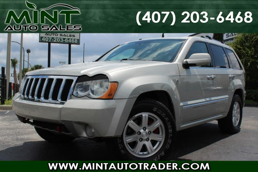 Used 2009 Jeep Grand Cherokee in Orlando, Florida | Mint Auto Sales. Orlando, Florida