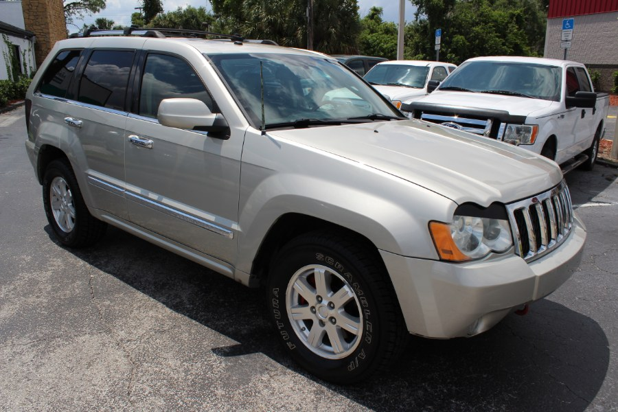 2009 Jeep Grand Cherokee Overland 4dr Suv Auto, available for sale in Orlando, Florida | Mint Auto Sales. Orlando, Florida