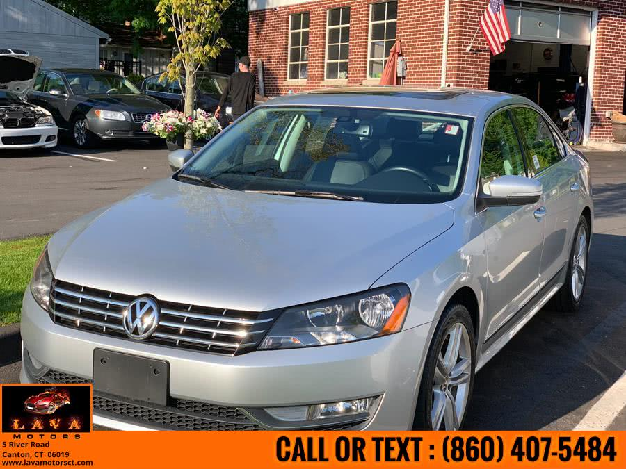 Used 2014 Volkswagen Passat in Canton, Connecticut | Lava Motors. Canton, Connecticut