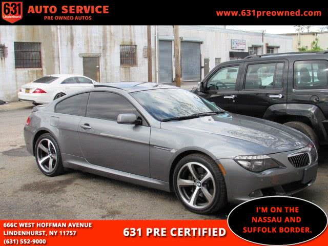 Used 2009 BMW 6 Series in Lindenhurst, New York | 631 Auto Service. Lindenhurst, New York