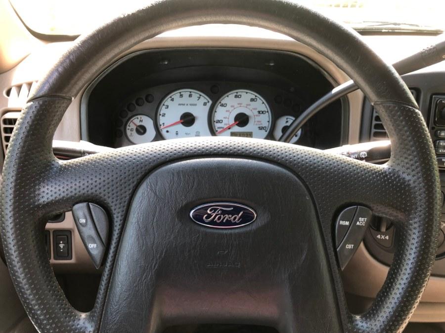 2001 Ford Escape 4dr 103