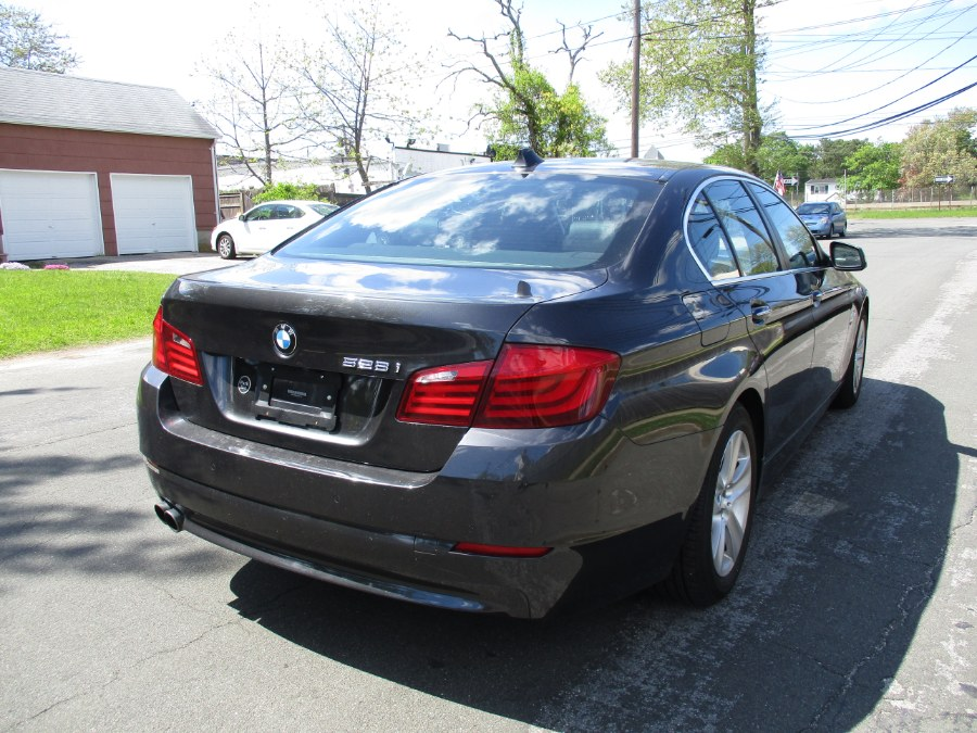 2012 BMW 5 Series 4dr Sdn 528i xDrive AWD, available for sale in West Babylon, New York   New Gen Auto Group. West Babylon, New York