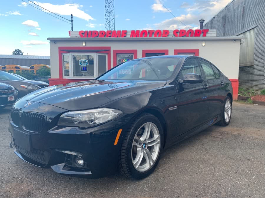 Used 2014 BMW 5 Series in Elizabeth, New Jersey | Supreme Motor Sport. Elizabeth, New Jersey