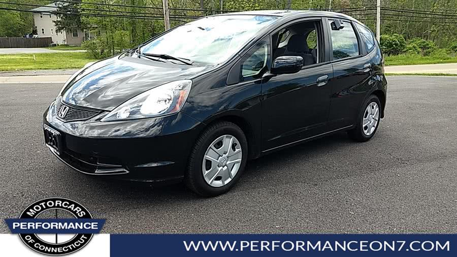 Used 2013 Honda Fit in Wilton, Connecticut | Performance Motor Cars. Wilton, Connecticut