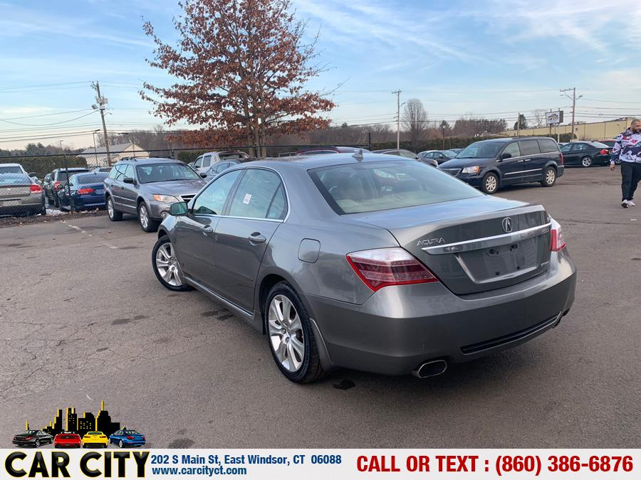 2009 Acura RL 4dr Sdn (Natl), available for sale in East Windsor, Connecticut | Car City LLC. East Windsor, Connecticut