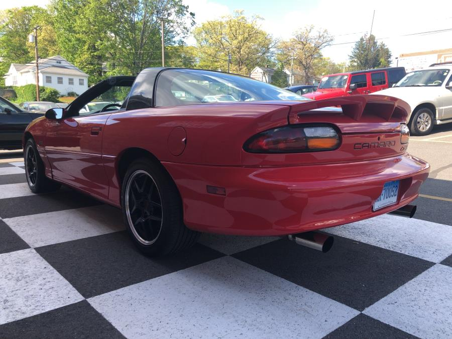 2001 Chevrolet Camaro 2dr Cpe Z28 SS Package, available for sale in Waterbury, Connecticut | National Auto Brokers, Inc.. Waterbury, Connecticut