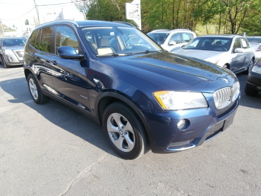 Used 2012 BMW X3 in Waterbury, Connecticut | Jim Juliani Motors. Waterbury, Connecticut