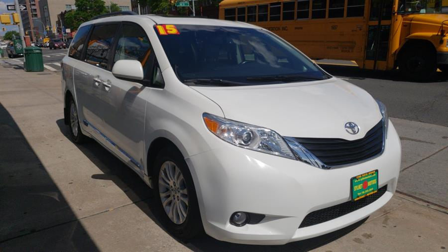 2015 Toyota Sienna 5dr 8-Pass Van XLE Premium  FWD (Natl), available for sale in Jamaica, New York | Sylhet Motors Inc.. Jamaica, New York