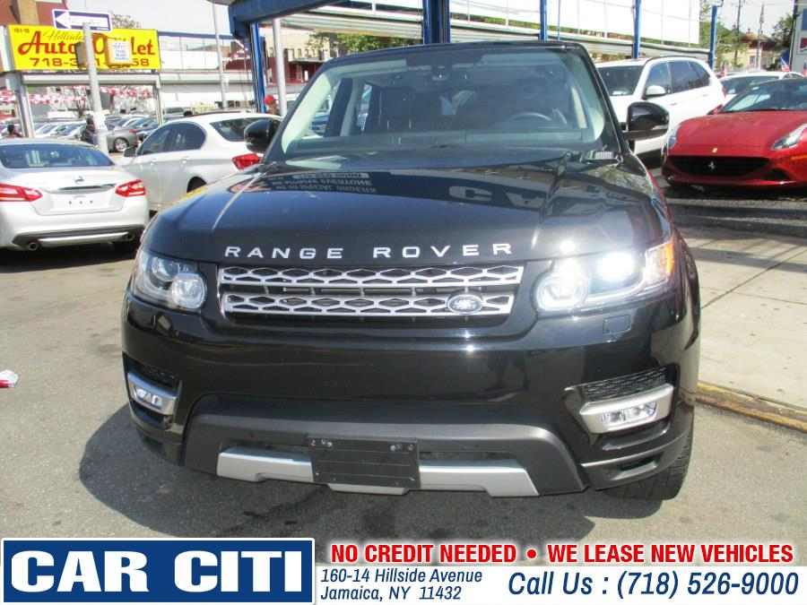 2015 Land Rover Range Rover Sport 4WD 4dr HSE, available for sale in Jamaica, New York   Car Citi. Jamaica, New York