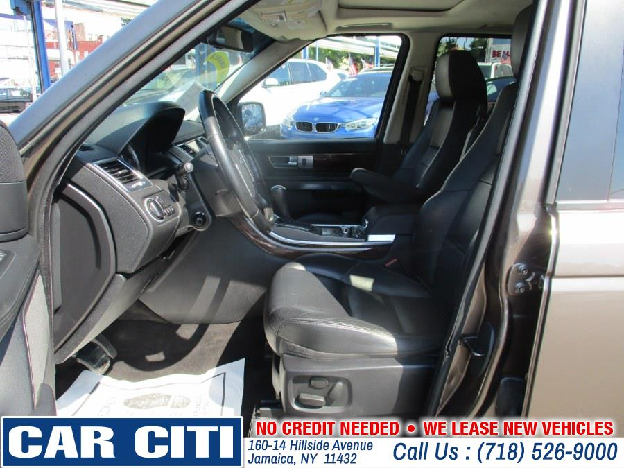 Used Land Rover Range Rover Sport 4WD 4dr HSE 2010 | Car Citi. Jamaica, New York