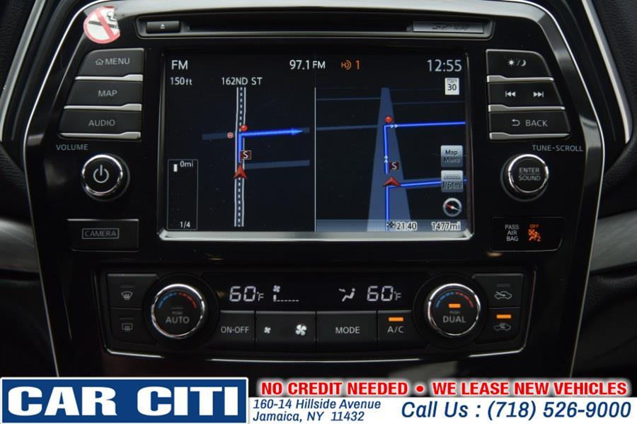 Used Nissan Maxima SV 2017 | Car Citi. Jamaica, New York