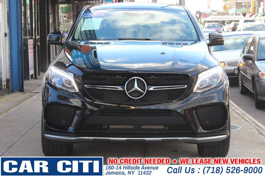 2016 Mercedes-Benz GLE 4MATIC 4dr GLE 450 AMG Cpe, available for sale in Brooklyn, New York | E Cars . Brooklyn, New York