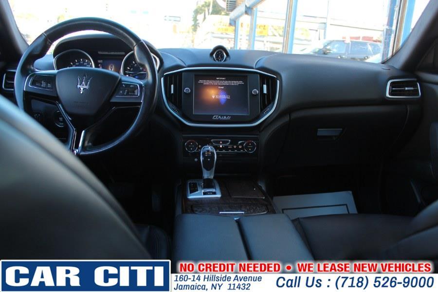 2014 Maserati Ghibli 4dr Sdn, available for sale in Brooklyn, New York | E Cars . Brooklyn, New York