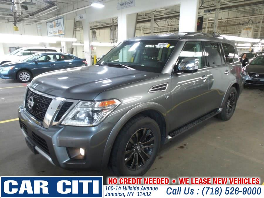 Used 2017 Nissan Armada in Jamaica, New York | Car Citi. Jamaica, New York