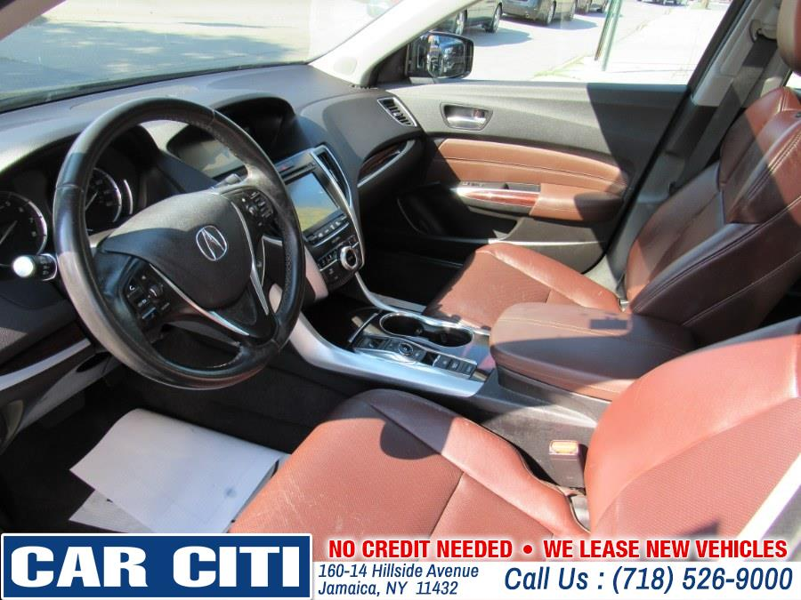 2015 Acura TLX 4dr Sdn SH-AWD V6 Tech, available for sale in Brooklyn, New York | E Cars . Brooklyn, New York
