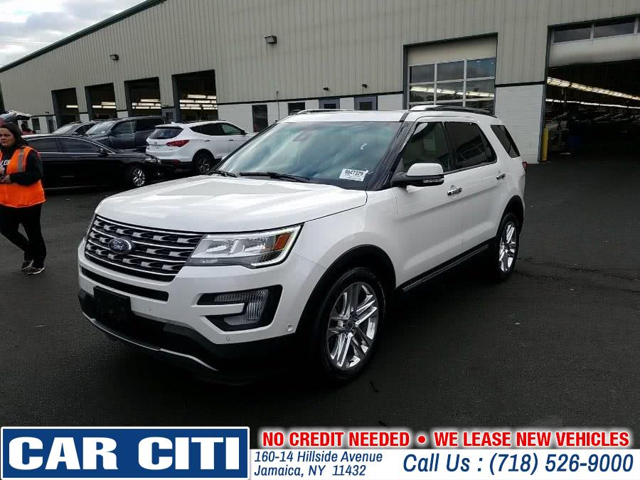 2016 Ford Explorer 4WD 4dr Limited, available for sale in Jamaica, New York | Car Citi. Jamaica, New York