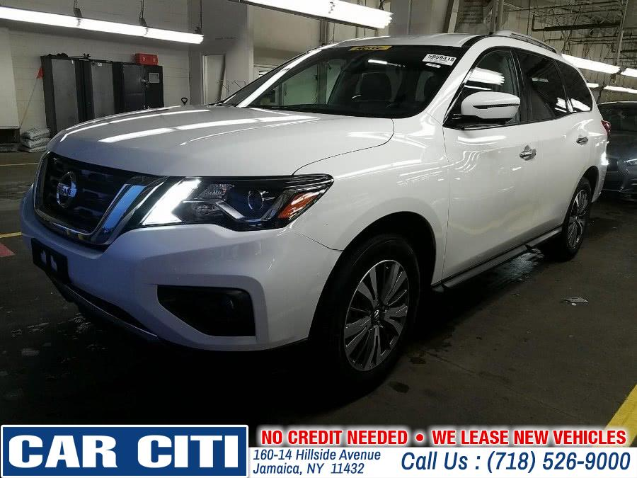 2017 Nissan Pathfinder 4x4 SV, available for sale in Jamaica, New York | Car Citi. Jamaica, New York