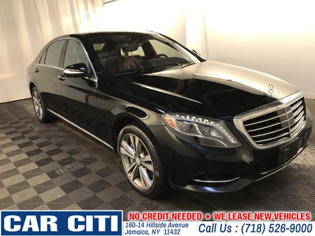 2016 Mercedes-Benz S-Class 4dr Sdn S 550 4MATIC, available for sale in Jamaica, New York | Car Citi. Jamaica, New York