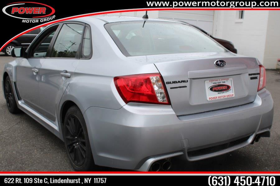 2013 Subaru Impreza Sedan WRX 4dr Man WRX, available for sale in Lindenhurst , New York | Power Motor Group. Lindenhurst , New York