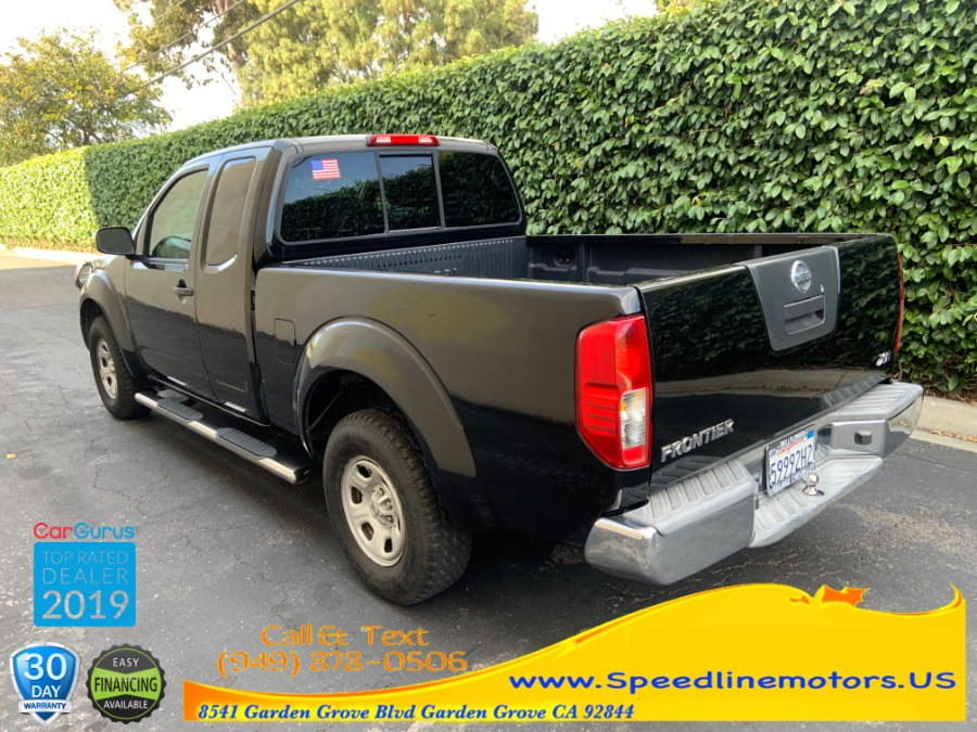 2009 Nissan Frontier 2WD King Cab I4 Man SE, available for sale in Garden Grove, California | Speedline Motors. Garden Grove, California