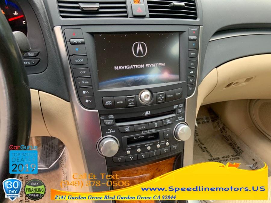 2005 Acura TL 4dr Sdn AT, available for sale in Garden Grove, California | Speedline Motors. Garden Grove, California