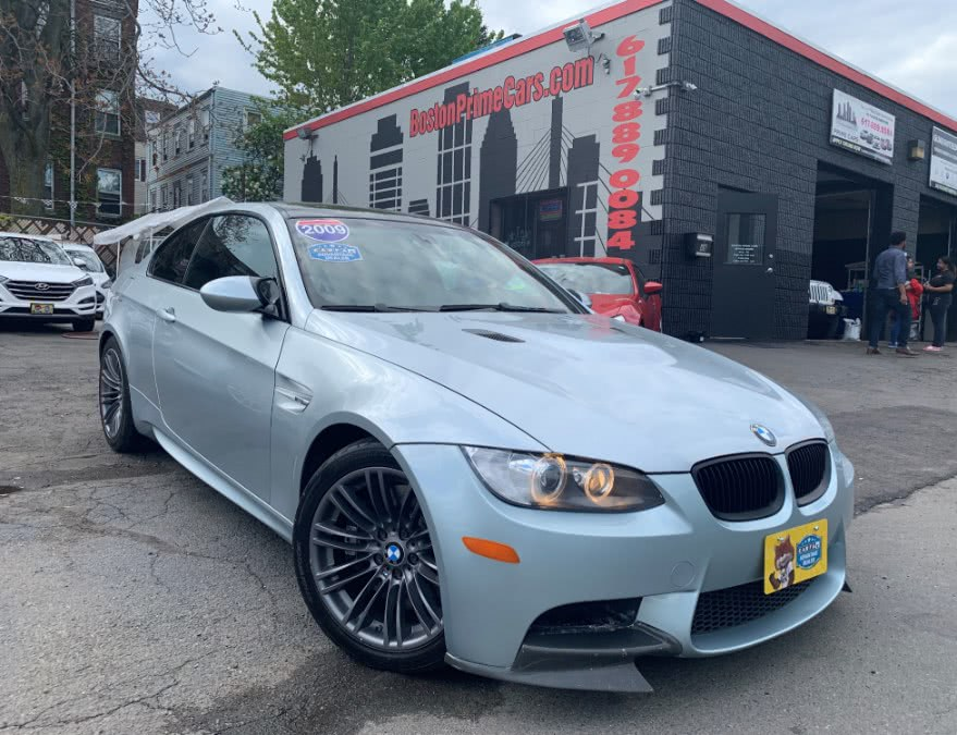 Used 2009 BMW M3 in Chelsea, Massachusetts | Boston Prime Cars Inc. Chelsea, Massachusetts